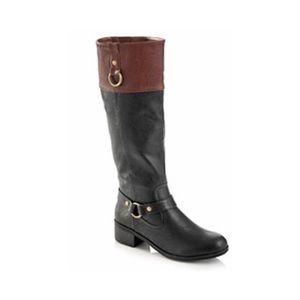 NWOB Rampage Indiana Mid Heel Riding Boot